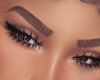 ! Light Black Eyebrows