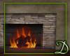 [D] Cozy Fireplace
