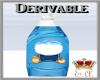 E.A. Deriv Dish Soap