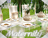 BabyShower Guest Tables