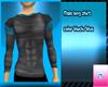 ! A LongShirt black/blue