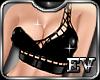 EV Fishnet Crop Top
