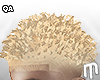 Curly Taper - Blonde