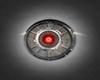 eyes red grey VIII