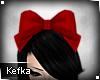 Kfk Cute Red Bow