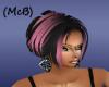 (McB) Callyse Pink Black
