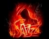 Fiery Hot Jazz Neon Sign