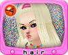 MORF Uptie Platinum Hair