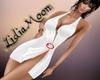 Dress Yonama White