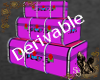 Stacked Trunks Derivable