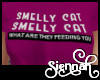 Smelly Cat Crop Top