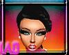 iAB| Black Sasha Hair