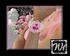 Pink top/ Aurora Bor - L