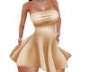 GOLD CLUB HOT DRESS XXL
