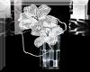 Modern Glass Floral Vase