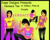 [Dapp]Versace Tee Yellow