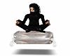 Zen White Float cushion