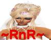 ~RnR~WhtLaceNeckDress
