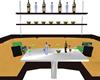 😈| Bar Booth