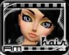 [AM] Chiyo Black Hair
