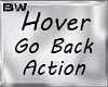 Hover Ghost Go Back Act