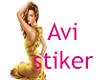 AVI STIKER 03