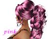 pink passion ponytail
