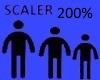 200% SCALER