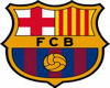 Barcelona club badge