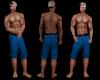 Sam Blue Swim Trunks