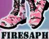 [F] Camo BabeZ pink Stmp