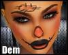 !D! Scary Crow Head