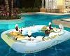 Bridal Spa Shower Float