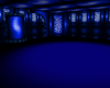 (AL)Blue Leopard Lounge