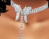 borboleta bride necklace
