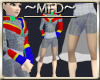 MFD LW3 Knee Dress