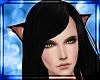 Black Neko Cat Ears