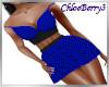 Paris Outfit Blue