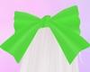 T! Cute Bow - Kiwi