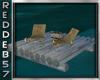 Naked & Afraid Fish Raft
