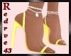 Shiny Jessie Yello Heels
