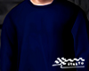 Blue Crewnect Jumper