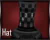+Black Hattress+ Hat