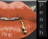 Pouty RIng Peachy