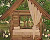 Riverside Hut/Poses