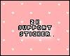 [Sg] 2k support sticker