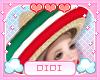 !D! Mexican Sombrero Hat