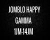 Jomblo Happy-Gamma1