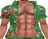 Green Beach Shirt