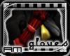 [AM] Cammy Red Gloves